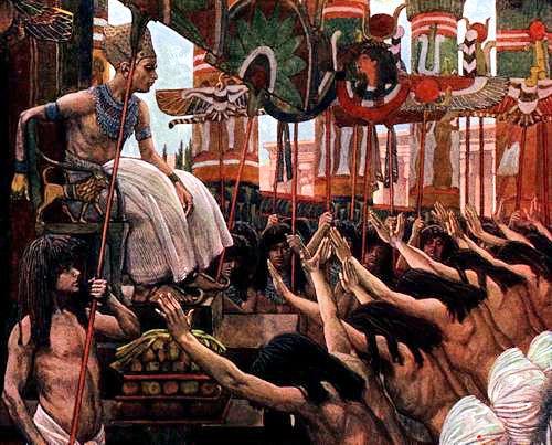 Joseph Sold to Egypt Joseph Ruler of All Egypt